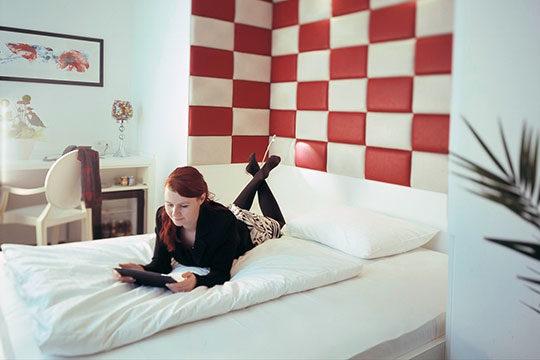 Langzeit Wohnen auf Zeit Hotel Gollner